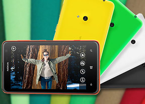 Nokia Lumia 625 review: Big and colorful