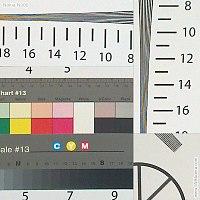 Nokia N900 resolution chart