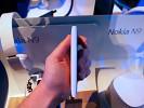 White Nokia N9