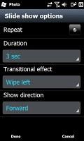 Samsung B7610 OmniaPRO screenshot