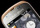 Samsung B7620 Giorgio Armani preview: First look