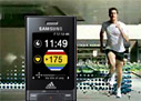 Samsung F110 Adidas review: Your coach, miCoach
