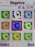Samsung G600 screenshots