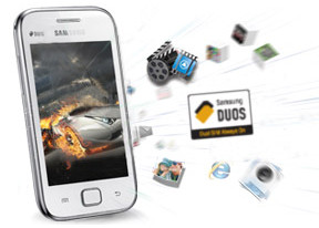 Samsung Galaxy Ace Duos review: Pocket rockets