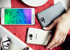 Samsung Galaxy Alpha review: Galaxy reboot