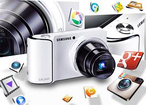 Samsung Galaxy Camera review: Half-press to play