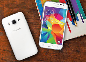 Samsung Galaxy Core Prime Review Core Values Gsmarena Com Tests