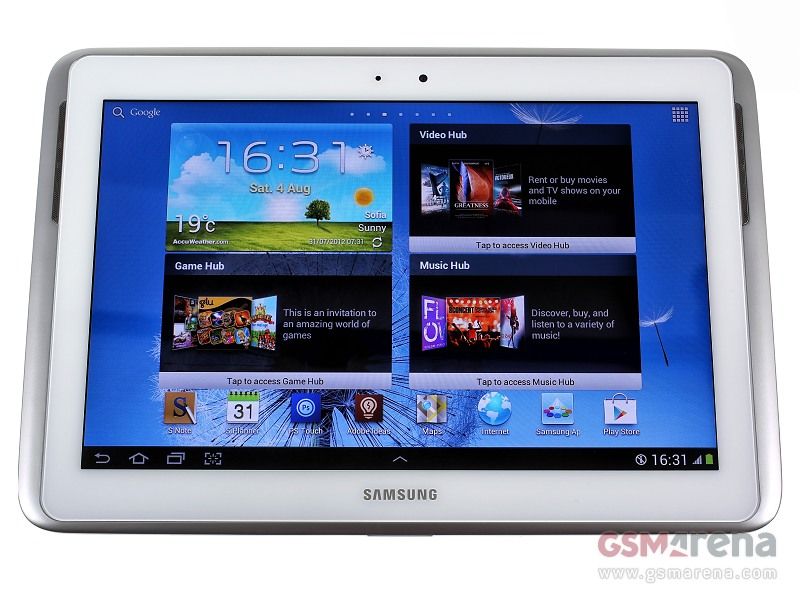 Samsung Galaxy Note 10.1 N8000