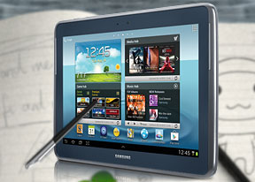 Samsung Galaxy Note 10.1 review: Second time lucky