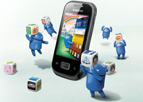 Samsung Galaxy Pocket S5300 review: Happy meal