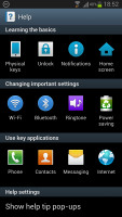 Samsung Galaxy S III Jelly Bean