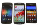 Samsung Galaxy S Iii Vs S2