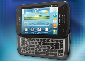 Samsung Galaxy S Relay 4G review: Thumbs wanted