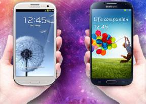 Samsung Galaxy S4 vs Galaxy S III: Advanced fence-sitting