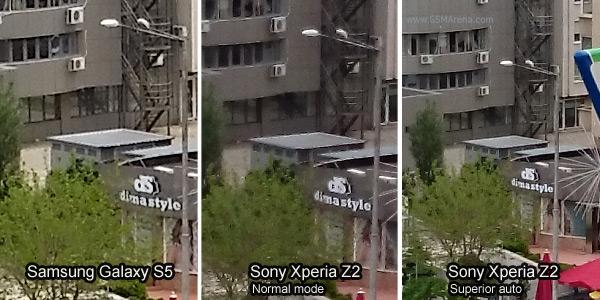 Samsung Galaxy S5 vs. Sony Xperia Z2