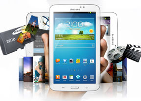 Samsung Galaxy Tab 3 7.0 preview: First look