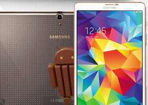 Samsung Galaxy Tab S 8.4 review: S-class coupe