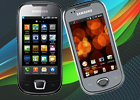 Samsung Galaxy 3 and  Galaxy Apollo review: Galactic twins