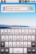 Samsung I7500 Galaxy screenshot