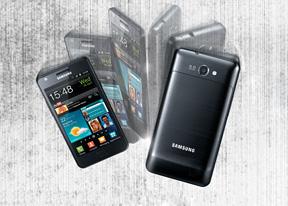 Samsung I9103 Galaxy R review: Riding shotgun