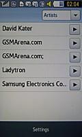 Samsung M8800 Pixon
