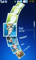 Samsung S7550 Blue Earth