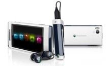 Sony Ericsson Aino official photo
