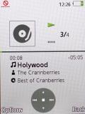 Sony Ericsson K660 interface