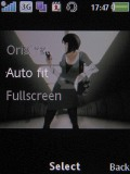 Screenshots of Sony Ericsson W910 Walkman