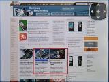 Screenshots of Sony Ericsson W910 Walkman