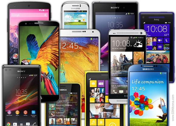 Smartphone shopping guide, June 2014