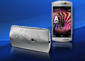 Sony Ericsson Xperia neo V review: Five to go