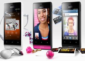 Sony Xperia miro review: You too
