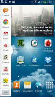 Xperia Z Vs Galaxy S4